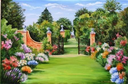Filosofia giardini all 39 inglese giardinaggio filosofia for Giardini inglesi