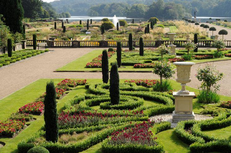 Giardino all 39 italiana giardinaggio giardino all - Giardino all italiana ...