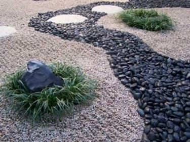 Giardini zen giardinaggio giardini zen giardinaggio for Pietre per giardino zen