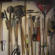 Casette per attrezzi casette giardino casette porta attrezzi - Porta attrezzi da giardino in legno ...