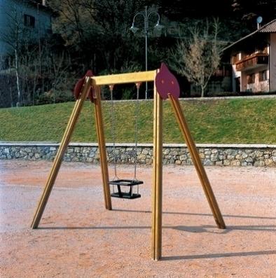 Altalene in legno per adulti terminali antivento per stufe a pellet - Altalena chicco da giardino ...