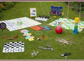 Giochi giardinaggio