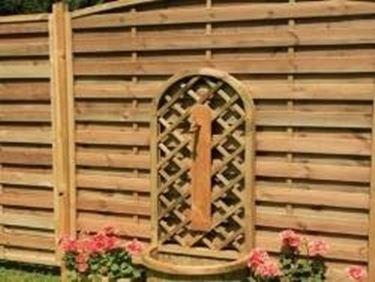 Divisori per giardini grigliati e frangivento for Divisori da giardino