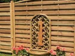 divisori per giardini - Grigliati e Frangivento