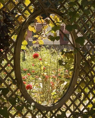 Grigliati giardino - Grigliati e Frangivento - Grigliati giardino ...