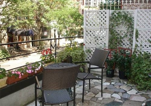grigliati per terrazzi - Grigliati e Frangivento