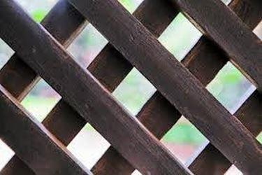 griglia in legno