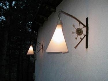 Plafoniere Da Parete Da Esterno : Lampade da esterno illuminazione giardino