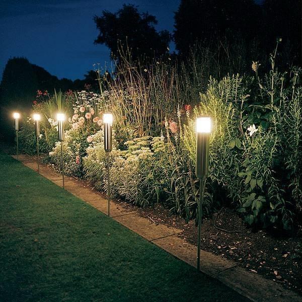 Lampade Da Giardino Illuminazione Giardino Lampade Da Giardino