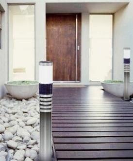Lampade solari illuminazione giardino lampade solari - Lampade da esterno ad energia solare ...