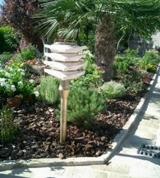Luci da giardino illuminazione giardino luci da for Luci da giardino