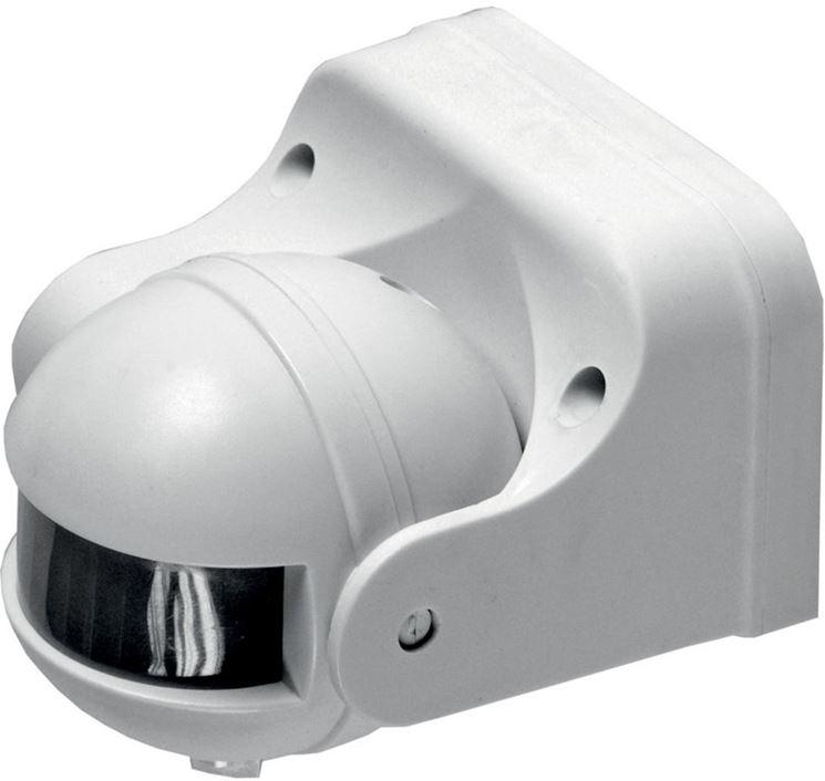 Sensore Accensione Lampade Con Crepuscolare.Sensore Crepuscolare Illuminazione Giardino