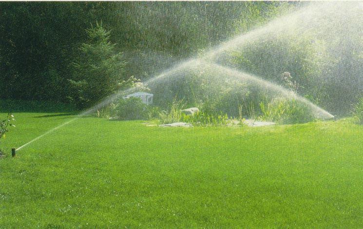 Impianto d 39 irrigazione giardino irrigazione impianto d for Sistemi di irrigazione giardino