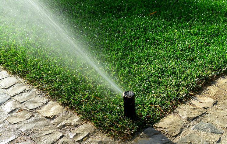 progettare un impianto di irrigazione - irrigazione - progettare ... - Progettare Irrigazione Giardino