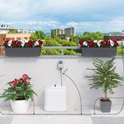 irrigazione a goccia senza rubinetto