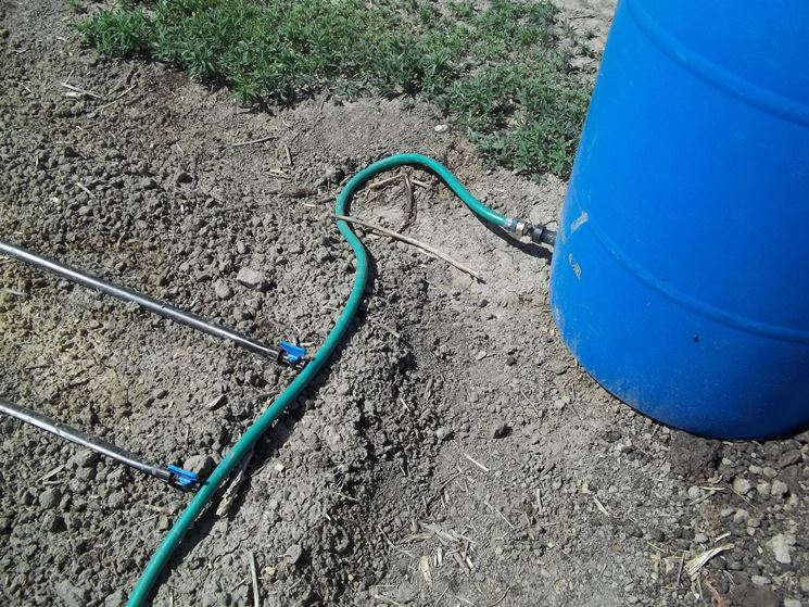 progettare impianto irrigazione giardino idea creativa