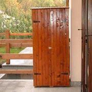 armadi da esterno in legno
