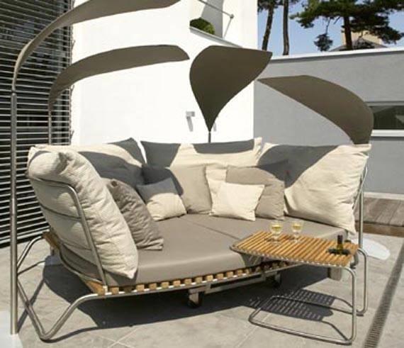 Arredamenti per esterni mobili da giardino for Arredamenti esterni giardino