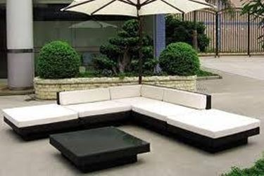 divano per giardino