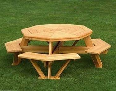 arredamento per esterni legno