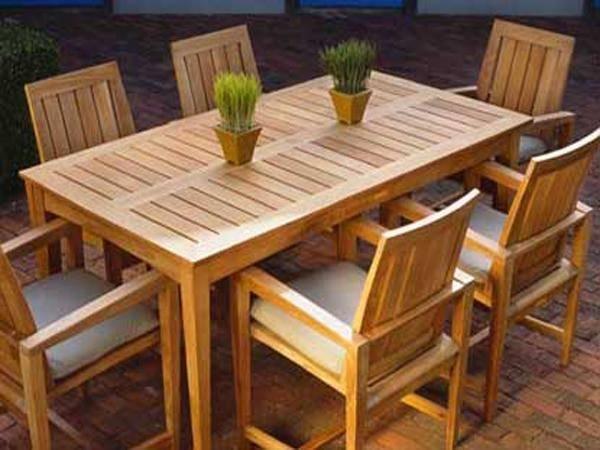 Arredamento per esterno mobili da giardino for Arredamento da esterno design