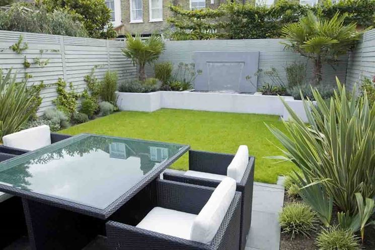 Arredi giardino mobili da giardino for Giardini moderni piccoli