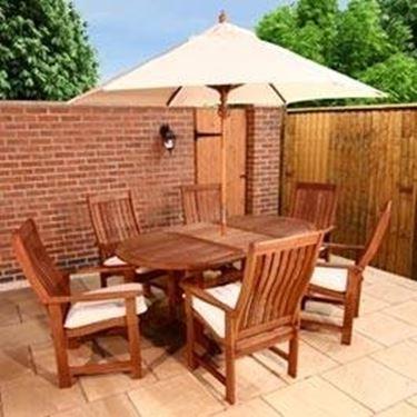 Scaffali in legno da giardino design casa creativa e - Happy casa arredo giardino ...