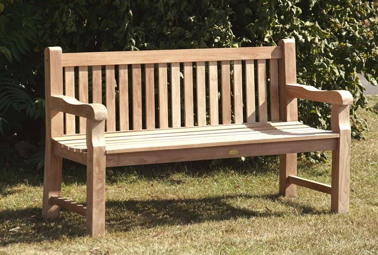 arredo giardino in legno mobili da giardino