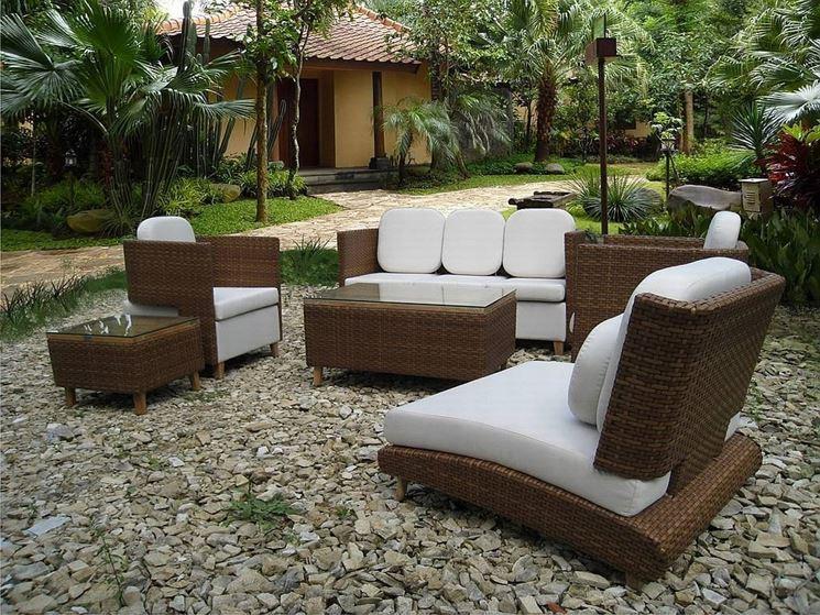 Arredo per giardino mobili da giardino - Mobili da giardino in ferro ...