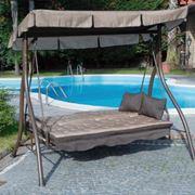 Divani da giardino mobili da giardino for Dondolo da giardino leroy merlin