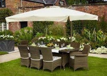 Giardino arredamento mobili da giardino for Arredo giardino terrazzo
