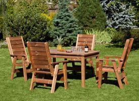 Mobili giardino legno
