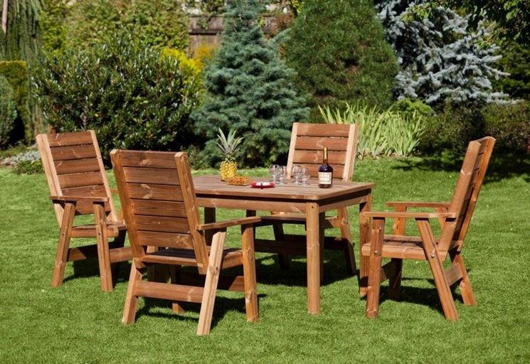 Mobili giardino legno - Mobili da Giardino - Mobili da giardino in ...