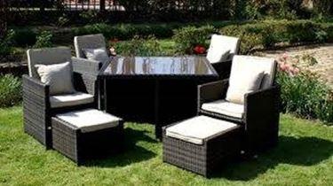 mobili giardino rattan mobili da giardino