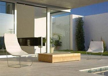 sedia giardino