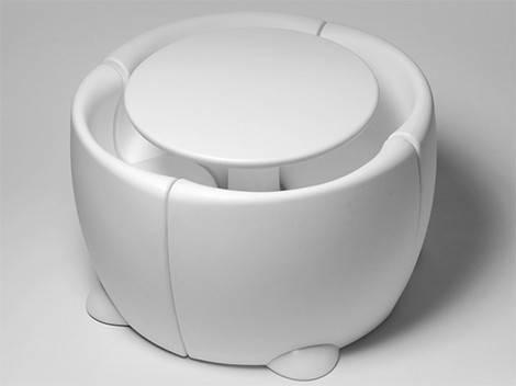 tavoli in plastica da giardino - mobili da giardino - Mobili Da Giardino In Plastica Moderno