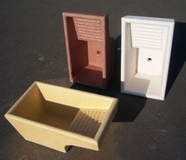 Lavabo In Ceramica Per Esterno.Lavelli Da Giardino Mobili Da Giardino Lavelli Da Giardino