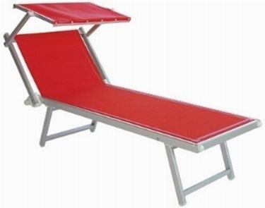 Lettini da piscina mobili da giardino lettini da - Cuscini per lettini da giardino ...