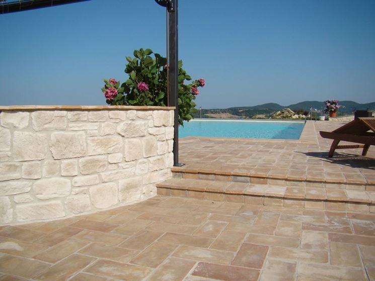 Come scegliere le piastrelle antiscivolo per esterno - Piastrelle di cemento da esterno ...