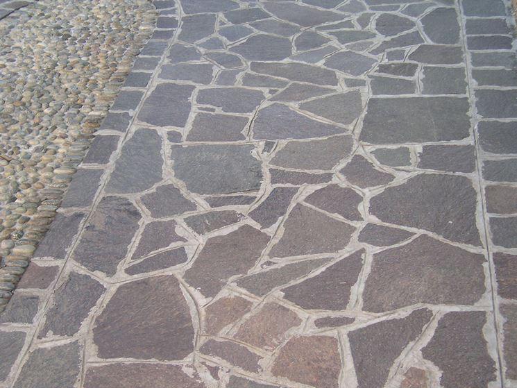 Pavimenti per esterni