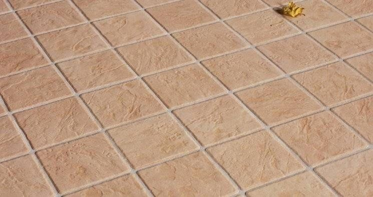 mattonelle esterno pavimenti per esterni mattonelle
