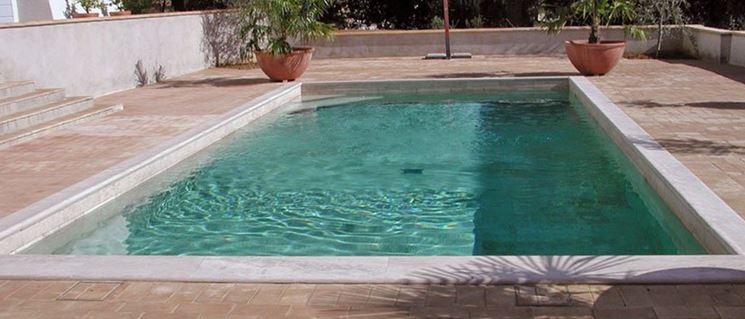 Mattonelle per piscine pavimenti per esterni - Piscine per giardino ...