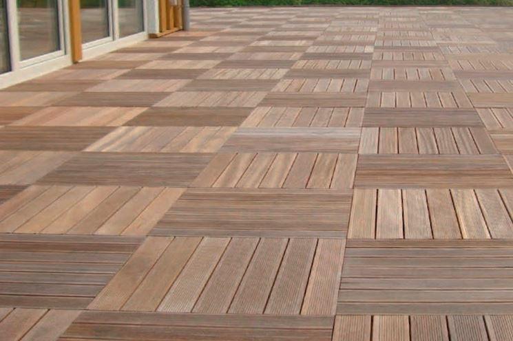 Pavimentazione esterna prezzi pavimenti per esterni costo della pavimentazione esterna - Pavimentazione giardino in legno ...