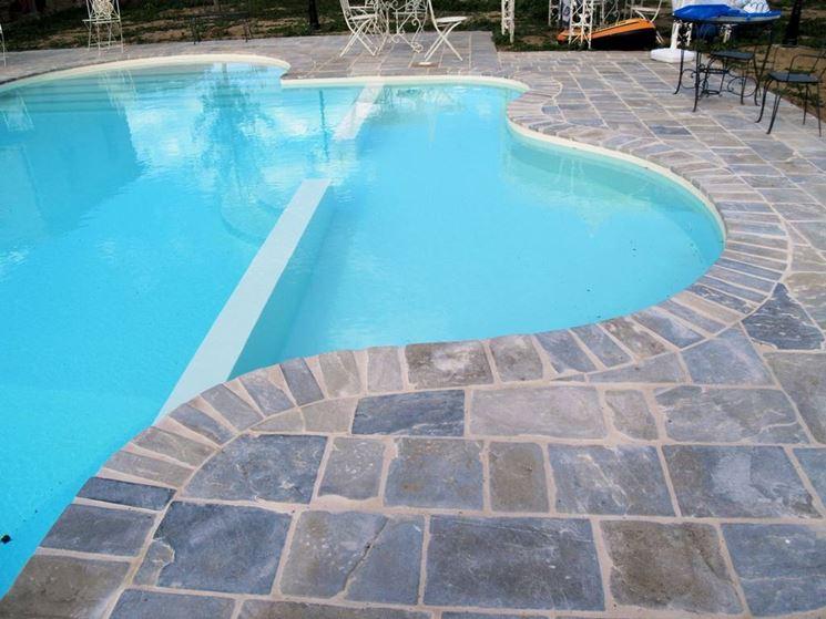 ... per piscine - Pavimenti per Esterni - Pavimento da piscina