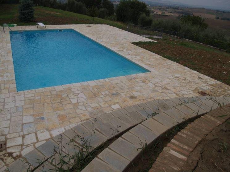 Pavimenti piscina antiscivolo prezzi pavimento per esterni bordo
