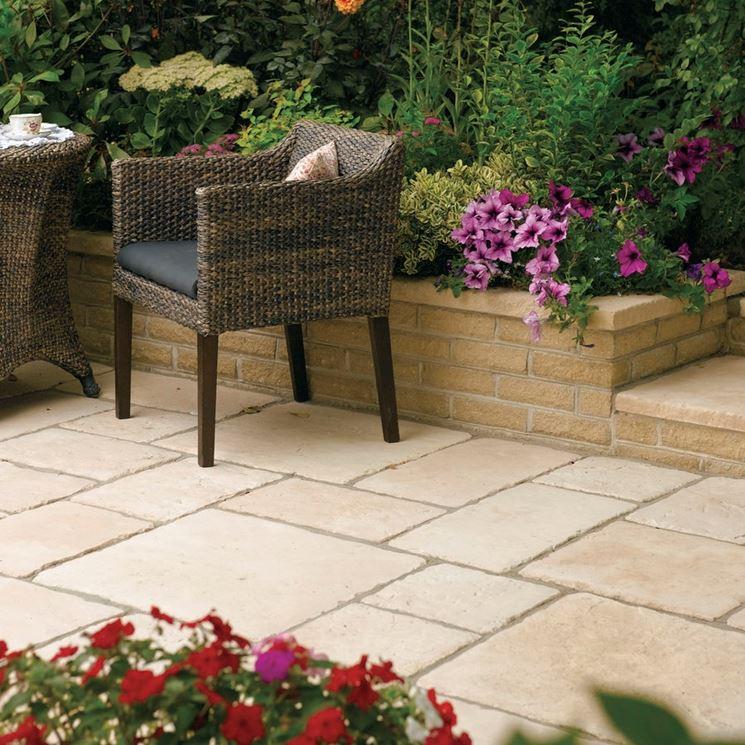 Pavimenti esterno pavimenti per esterni for Pavimento da giardino