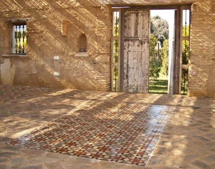 Piastrelle per esterni pavimenti per esterni scegliere le