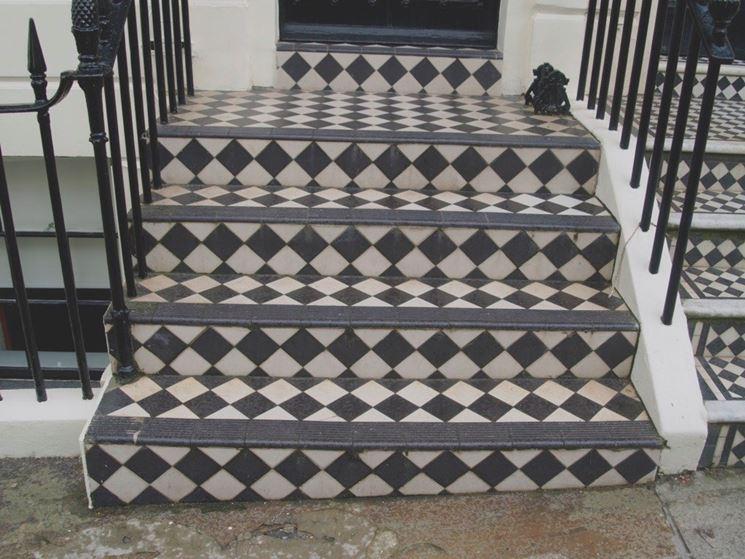 Piastrelle per gradini pavimenti per esterni scegliere for Piastrelle per scale esterne