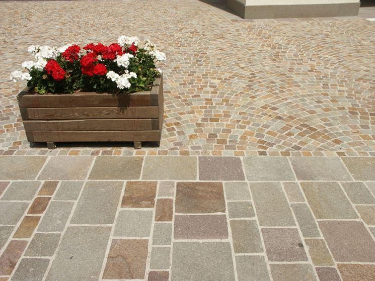 Prezzi piastrelle per esterni pavimenti per esterni for Bricoman arredo giardino