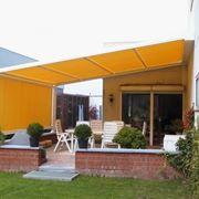Coperture per balconi pergole tettoie giardino - Coperture per tettoie esterne ...